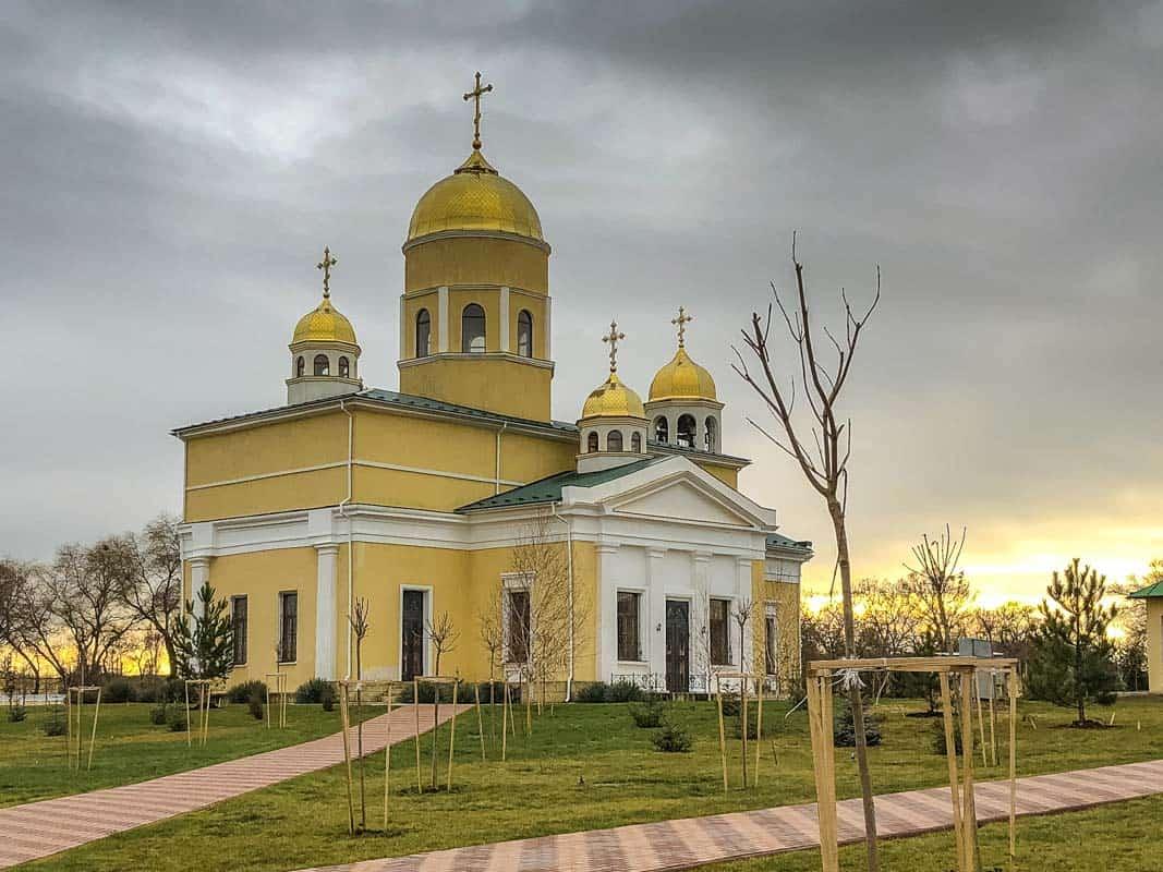 Transnistria - Landet som ikke eksisterer – Moldova
