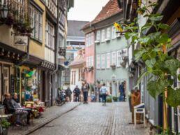12 Postkort fra Thüringen - Tyskland