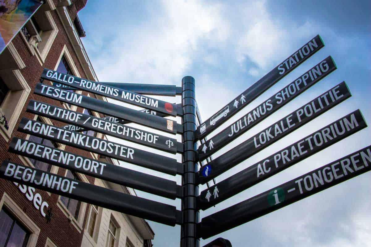 Rejseforslag Togrejse 4 historiske byer i Belgien