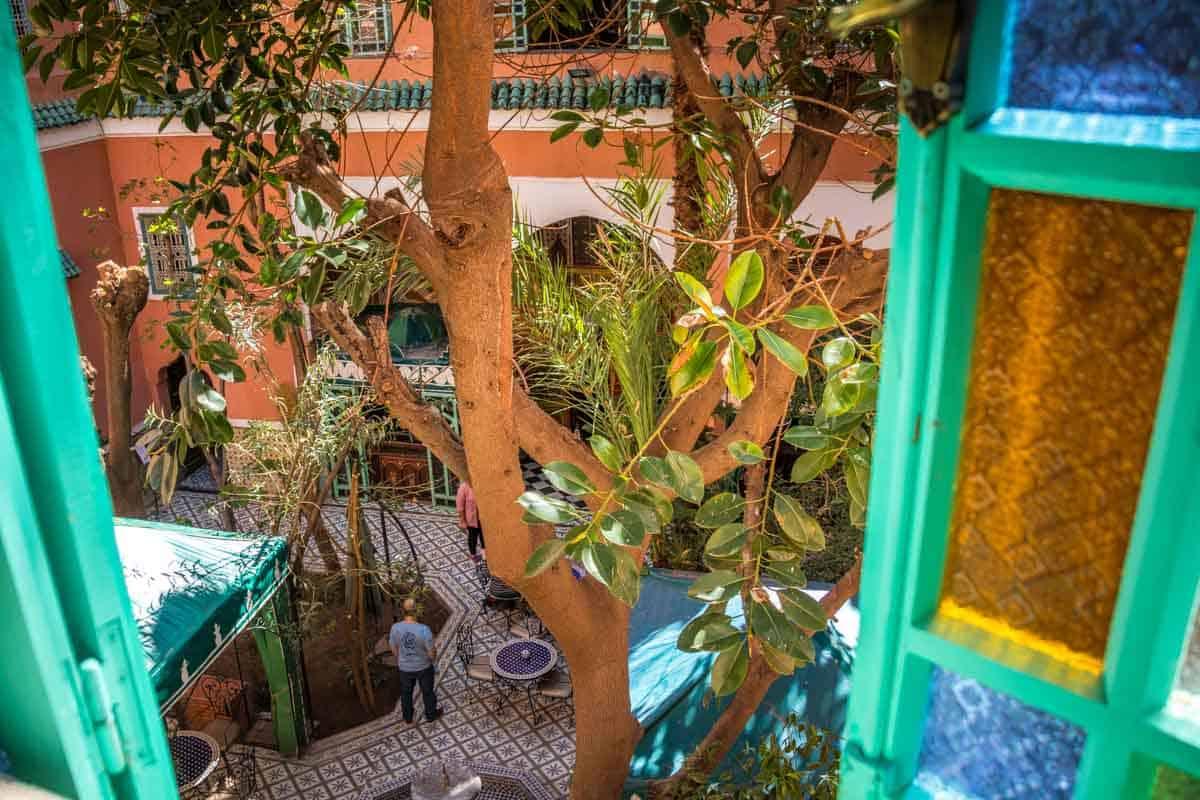 Anmeldelse af Riad Catalina - Marrakech, Marokko
