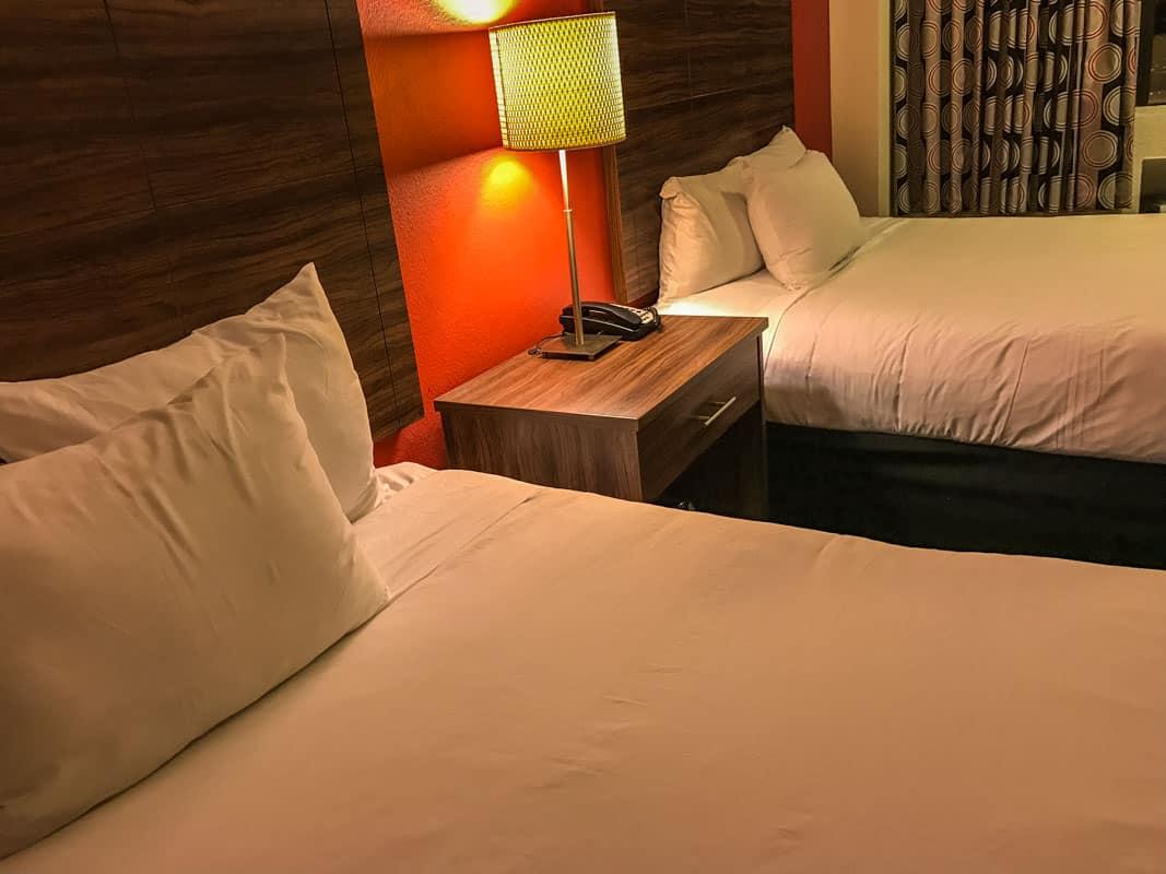 Anmeldelse af the D hotel - Las Vegas, USA