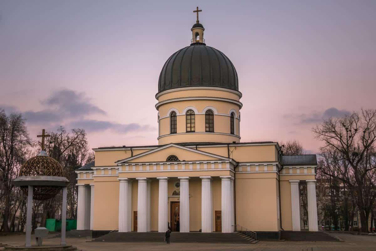 Storbyguide Chisinau - Moldova