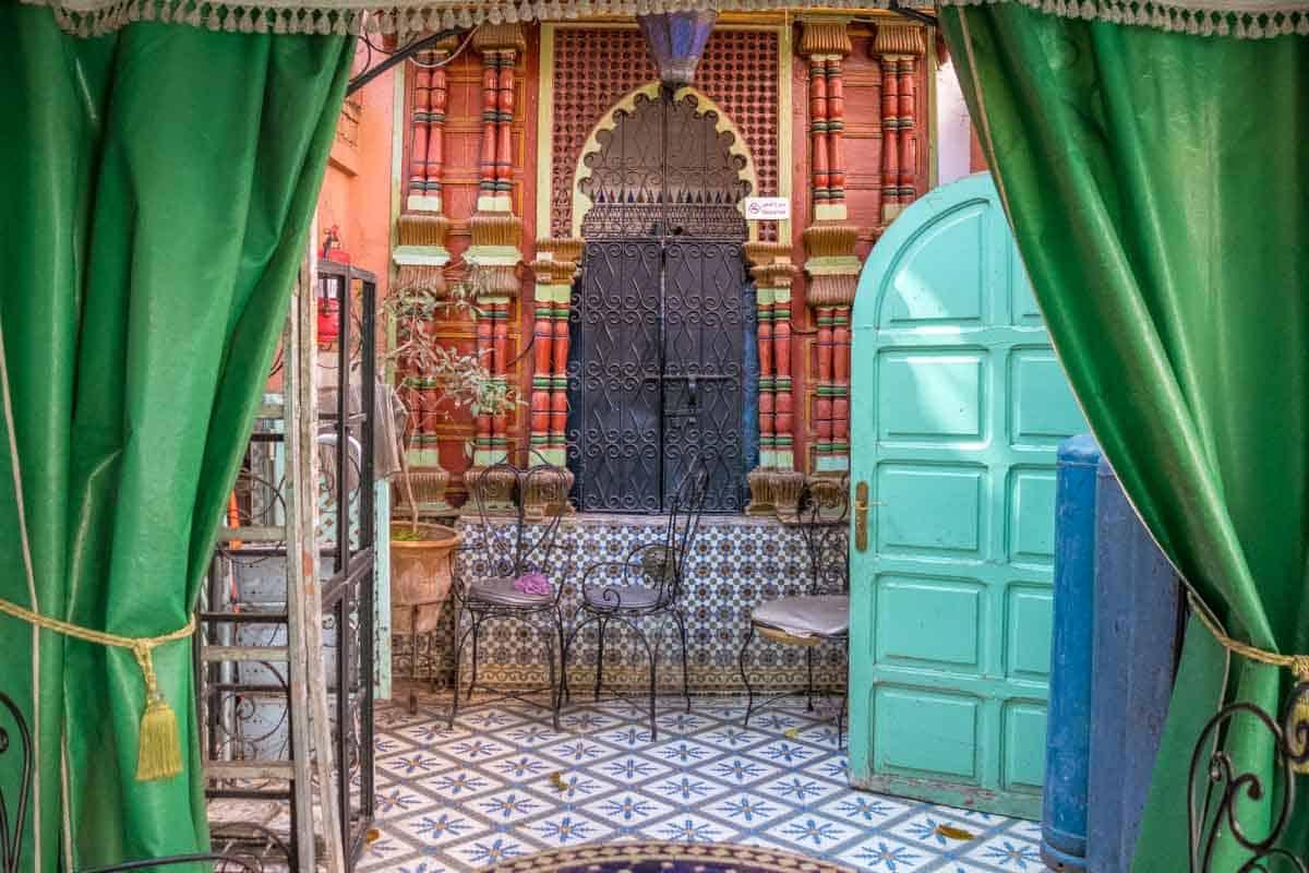 Storbyguide Marrakech - Marokko