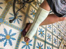 Syg i Marokko