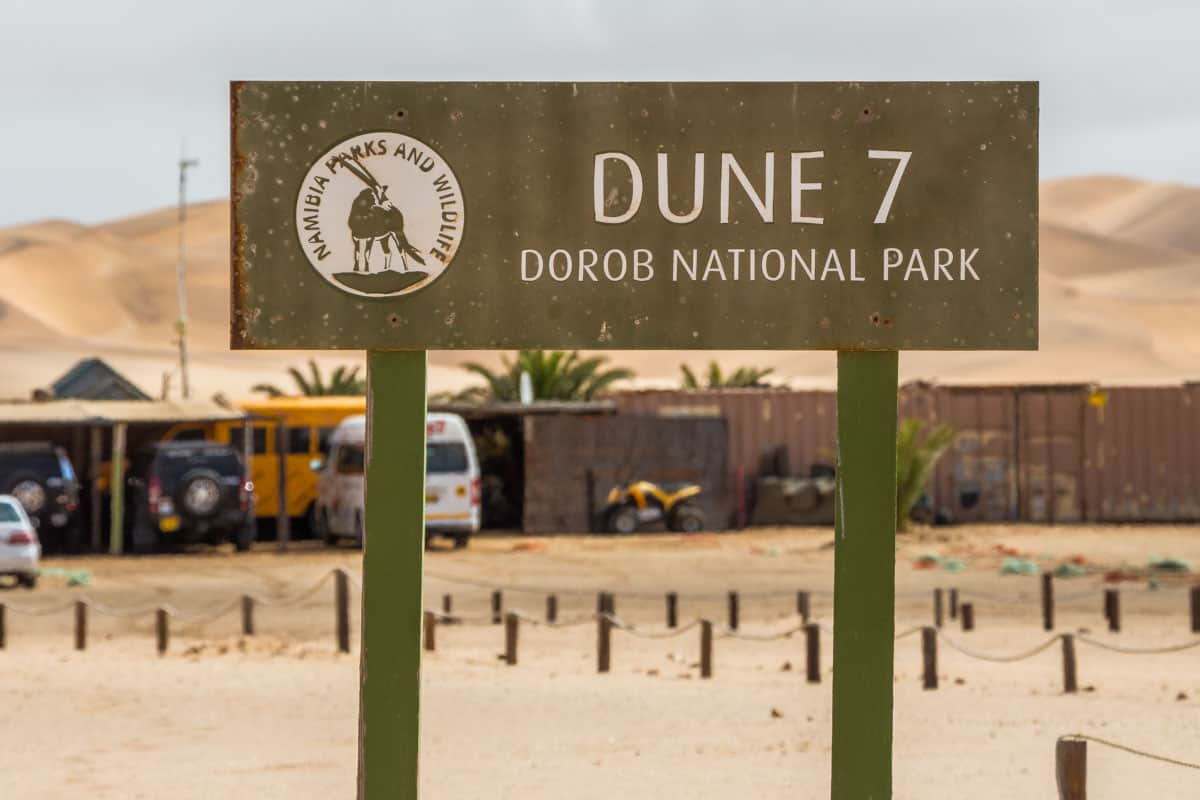 Skeleton Coast National Park og omegn – Namibia