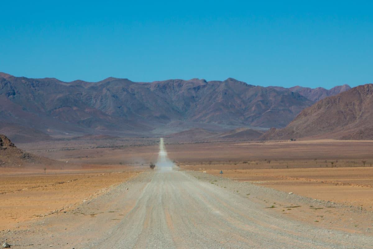 Tyske Duwisib-slot med overnatning på farmen - Namibia