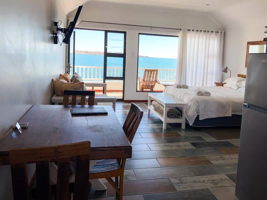 Anmeldelse af The Cormorant House – Lüderitz, Namibia
