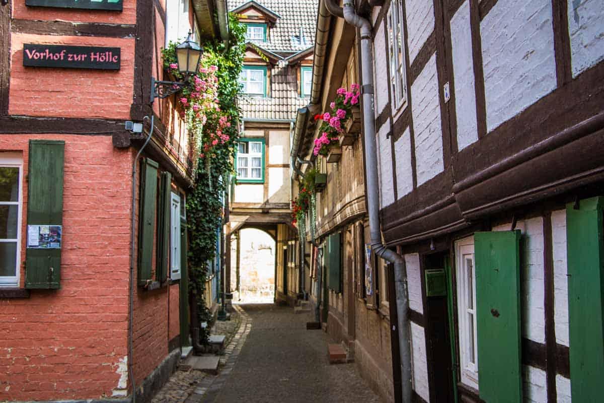 Turen går til Slesvig-Holsten, Tyskland