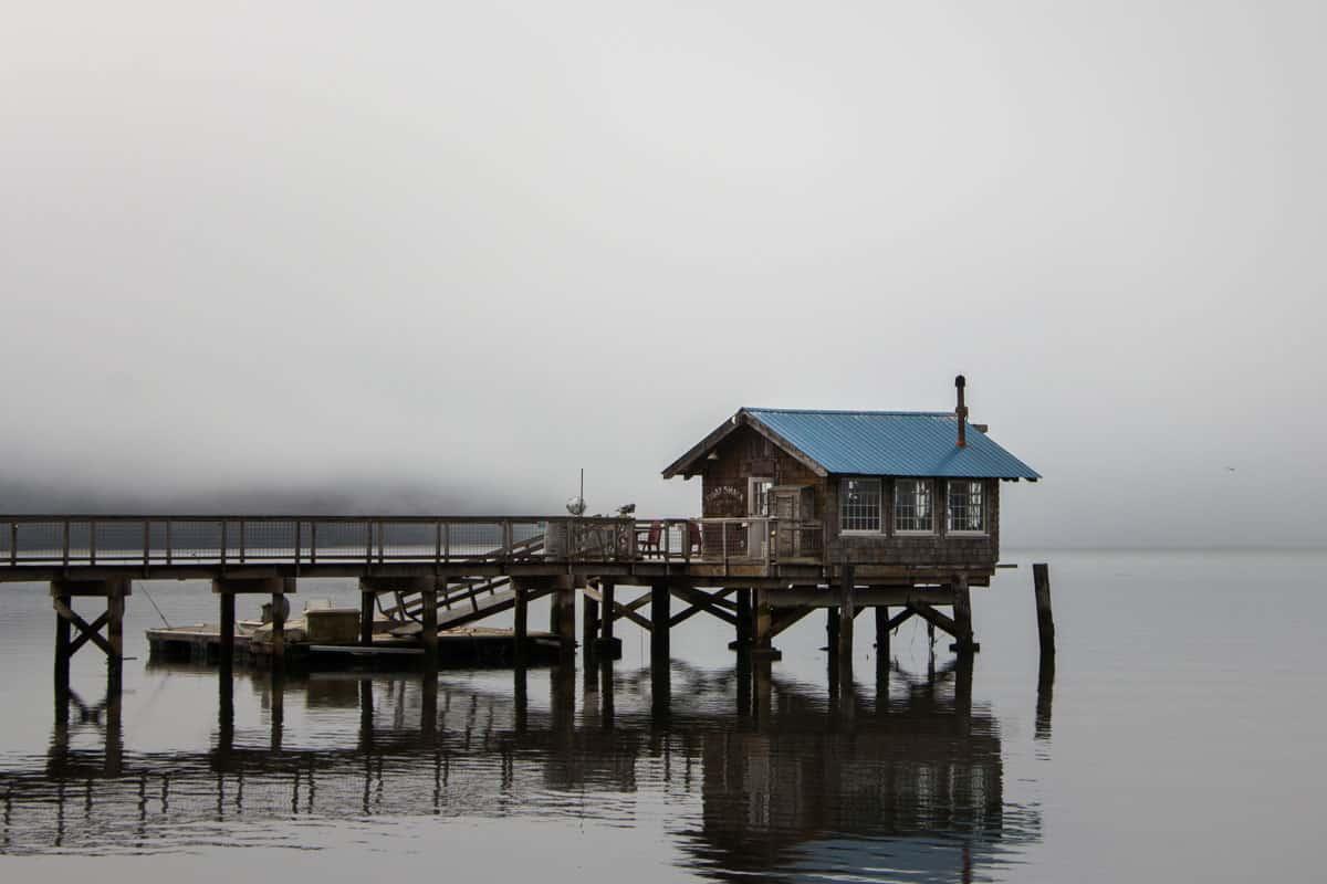 Oplevelser ved den nordlige Stillehavskyst - USA