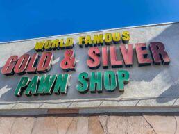 Pawn Stars den berømte pantelånerbutik - Las Vegas, USA