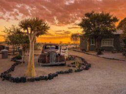 12 postkort fra Namibia - Afrika