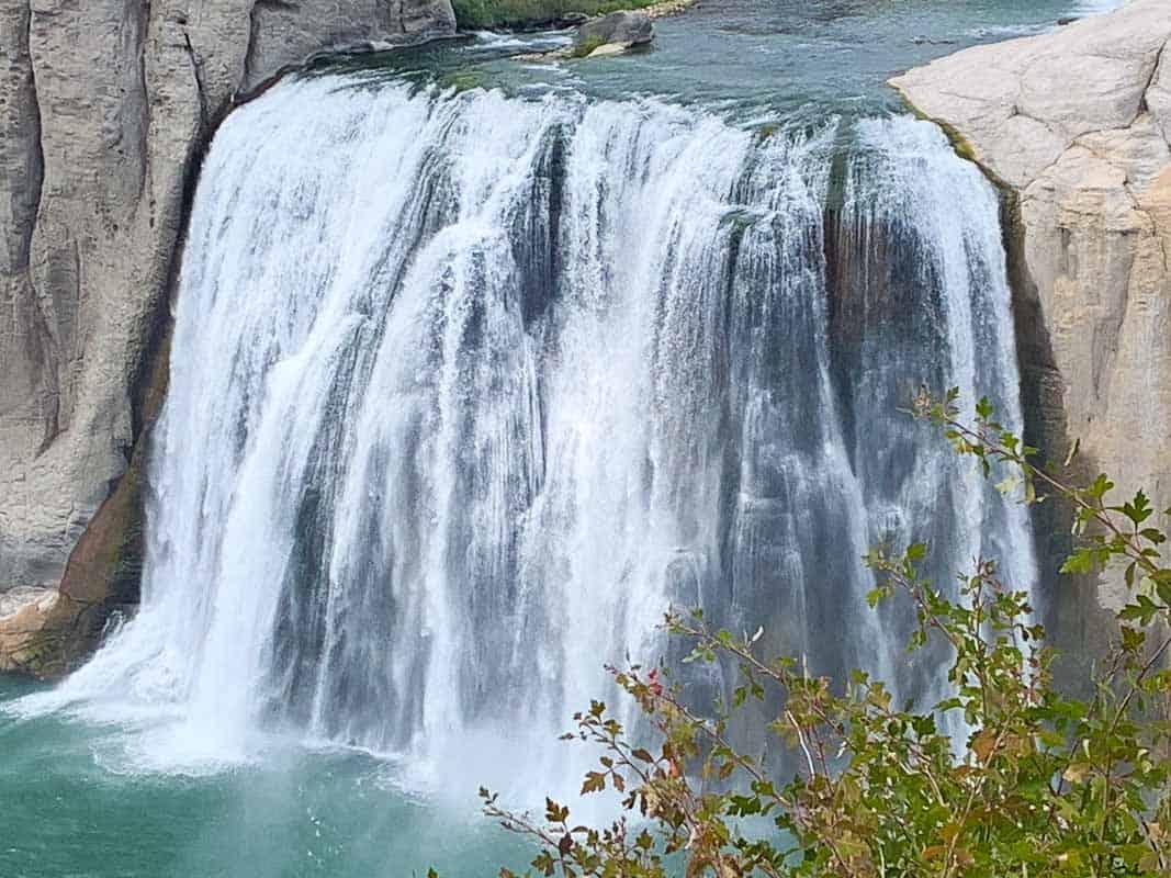 USA's smukkeste vandfald Shoshone Falls – Idaho, USA