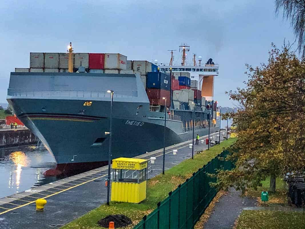 24 timer i Kiel - Tyskland