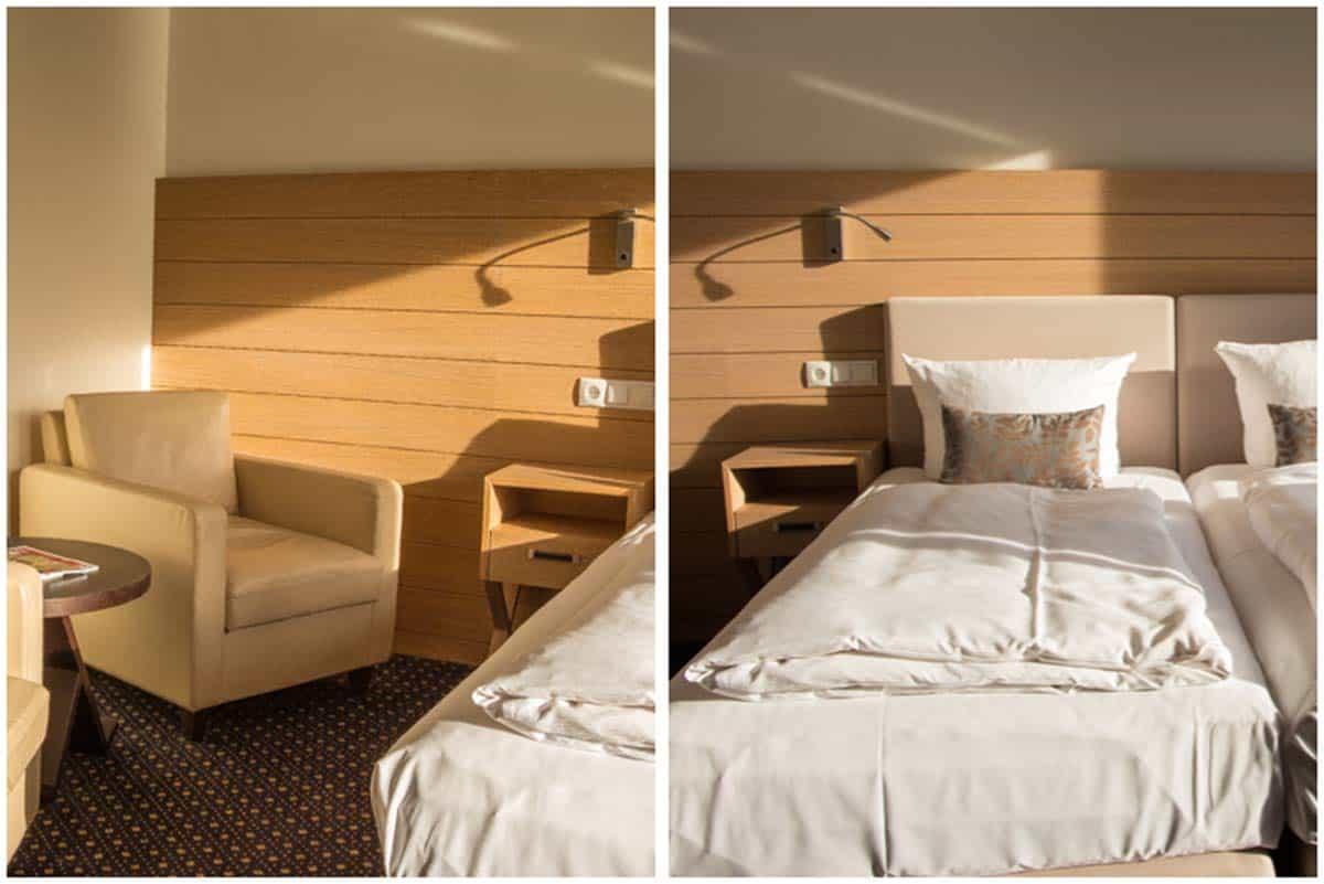 To lækre hoteller i Slesvig-Holsten - Tyskland