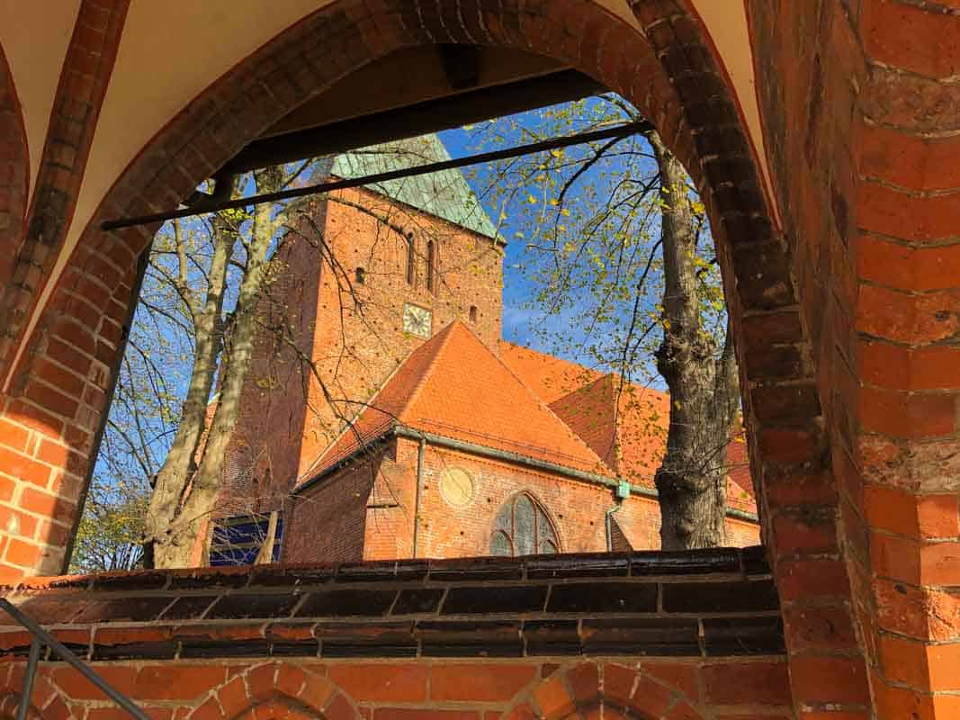 To historiske byer i Slesvig-Holsten, Tyskland