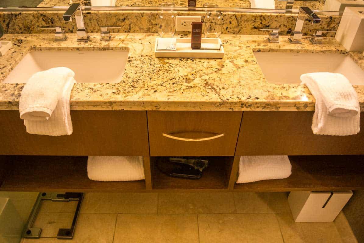 Anmeldelse af Aria Resort & Casino - Las Vegas, USA