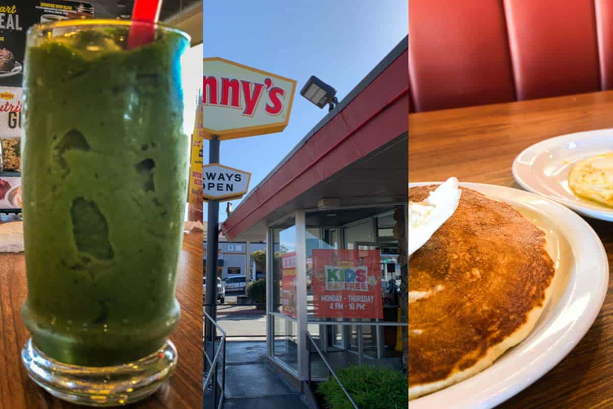 Anmeldelse af Denny's Restaurants - Las Vegas, USA