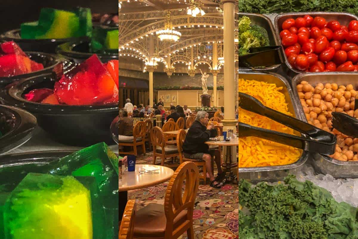 Anmeldelse af Garden Court Buffet – Las Vegas, USA