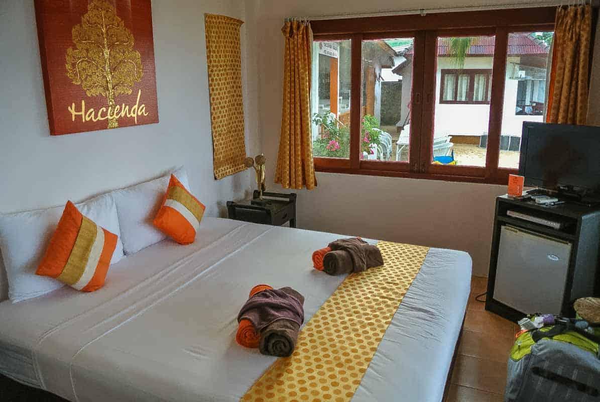 Anmeldelse af Hacienda Beach - Koh Samui, Thailand