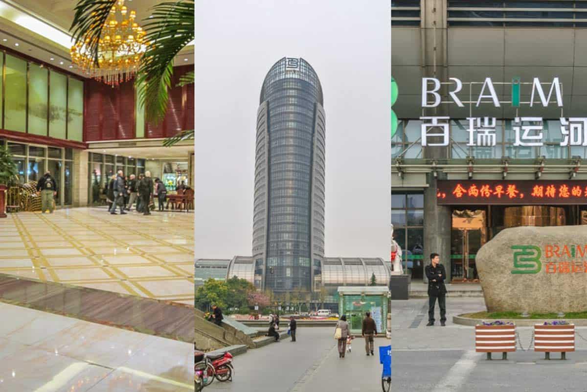 Anmeldelse af Hangzhou Braim Canal Hotel - Kina