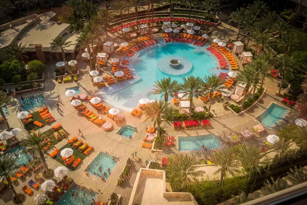 Anmeldelse af Red Rock Casino Resort & Spa - Las Vegas, USA