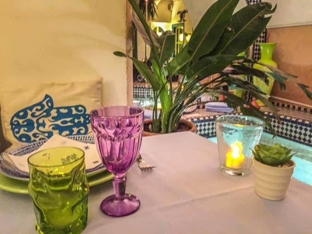 Anmeldelse af Riad Les Lauriers Blancs – Marrakech, Marokko