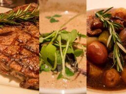 Anmeldelse af Tender Steakhouse Luxor Hotel - Las Vegas, USA