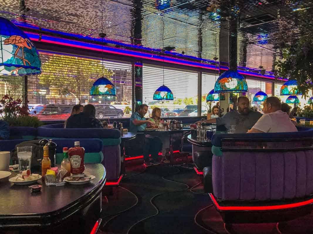 Anmeldelse af The Peppermill Restaurant & Fireside Lounge - Las Vegas, USA