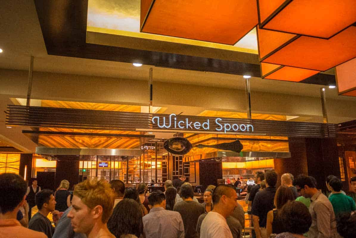 Anmeldelse af The Wicked Spoon buffet - Las Vegas, USA