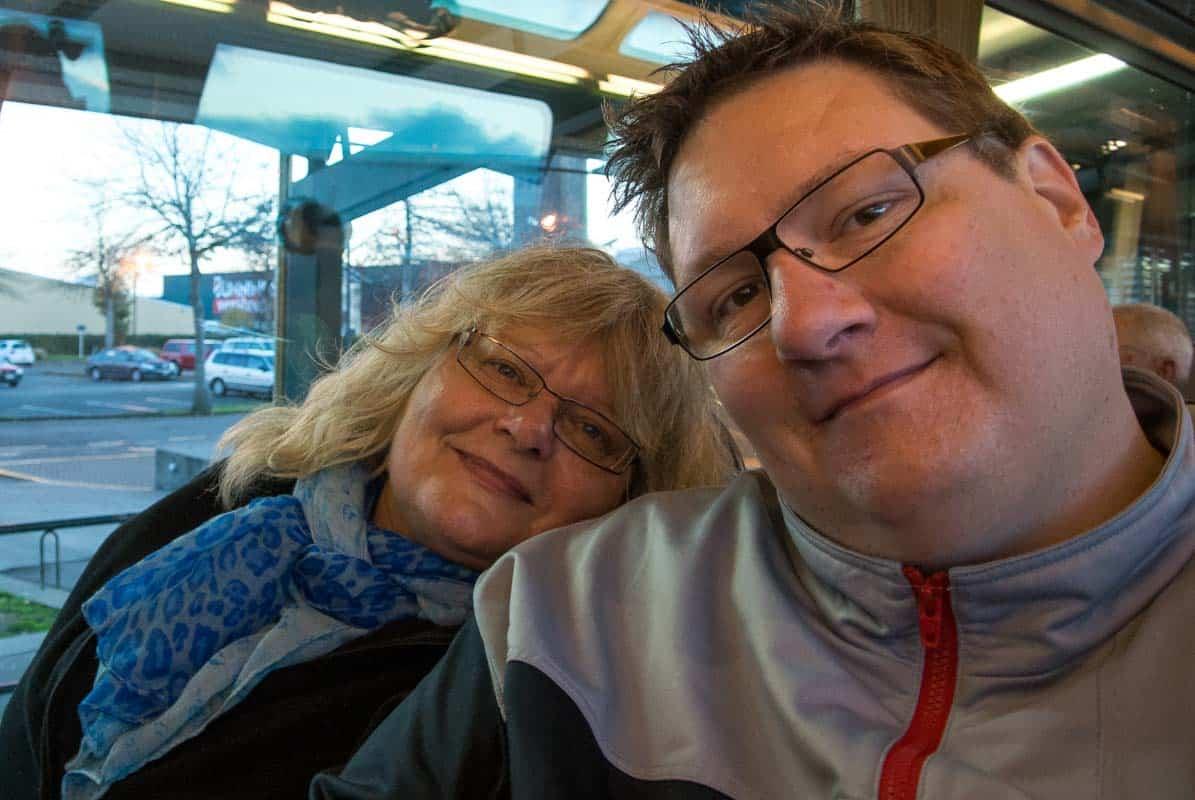 Annettes rejseklumme: Jeg udlevede en drøm