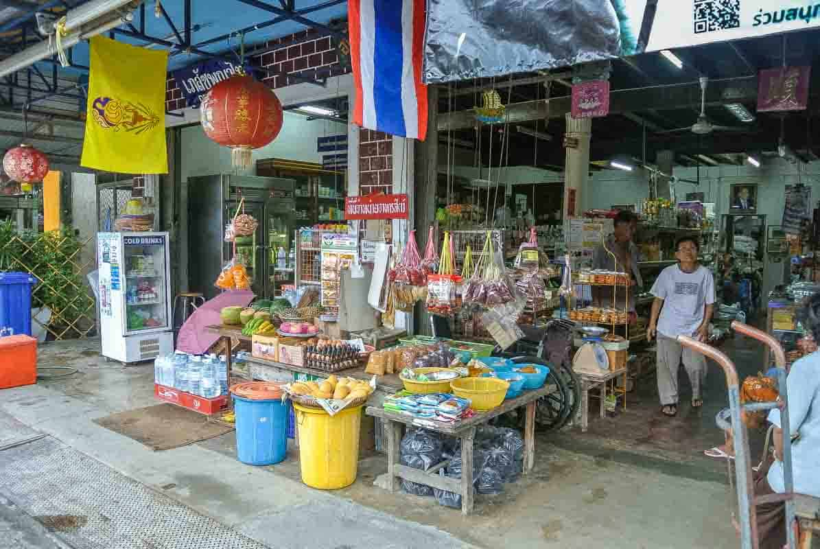 Backpacker-byen Mae Nam - Koh Samui, Thailand