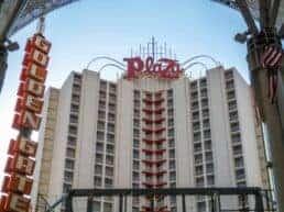 Tip til hotel i Las Vegas, USA