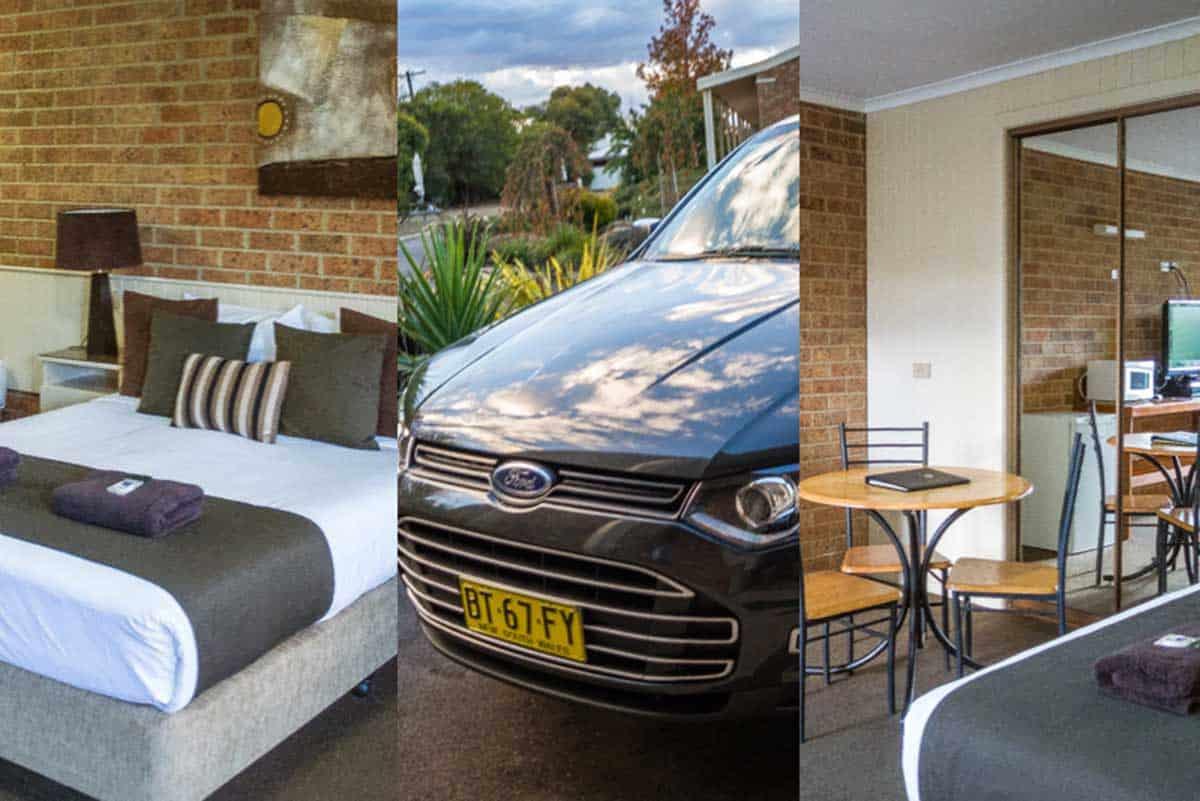Anmeldelse af Beogonia City Motor Inn - Ballarat, Australien
