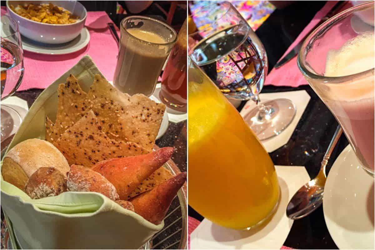Anmeldelse af Café Esplanada Wynn - Macau