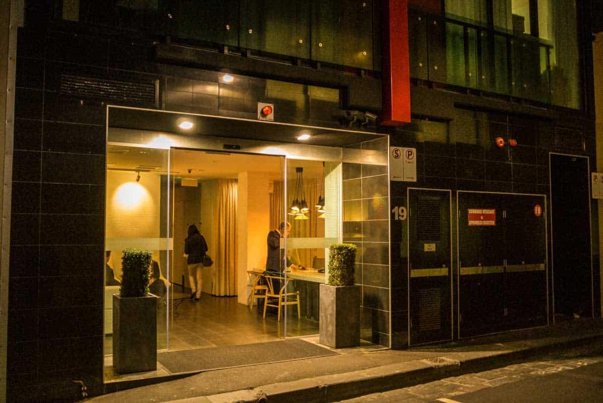 Anmeldelse af Fraser Place Melbourne - Melbourne, Australien