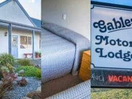 Anmeldelse af Gables Motor Lodge - Greymouth, New Zealand