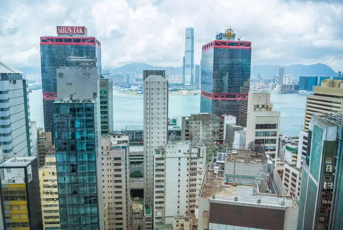 Anmeldelse af Holiday Inn Express Hong Kong Soho - Hong Kong