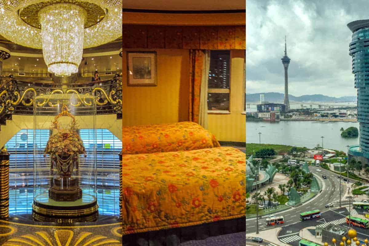 Anmeldelse af Hotel Lisboa - Macau