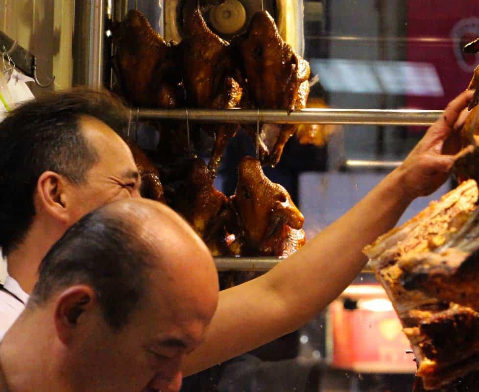 Anmeldelse af Joy Hing's Roasted Meat - Hong Kong