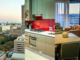 Anmeldelse af Meriton Suites Campbell Street - Sydney, Australien