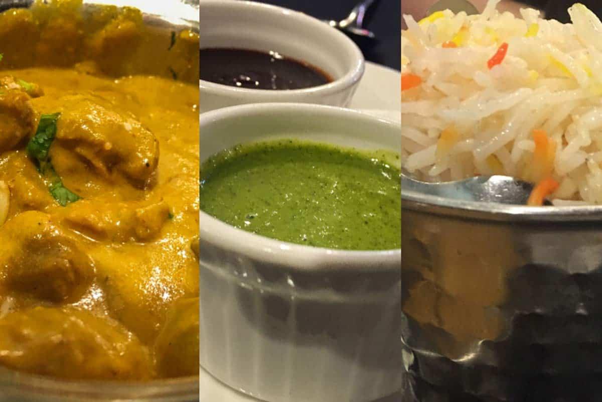 Anmeldelse af Namaste Kitchen - Hong Kong