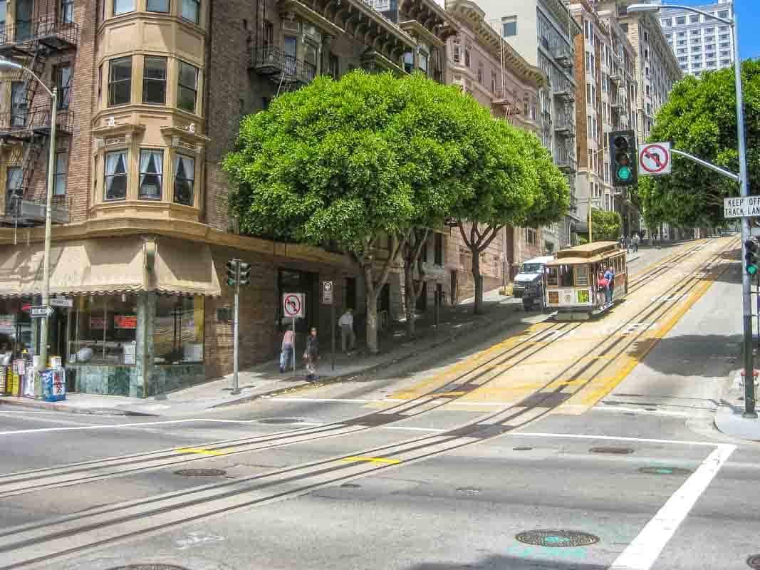 Anmeldelse af Orchard Hotel - San Francisco, USA