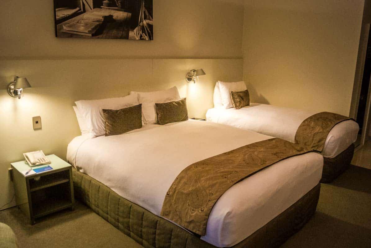 Anmeldelse af Scenic Hotel Franz Josef Glacier - New Zealand