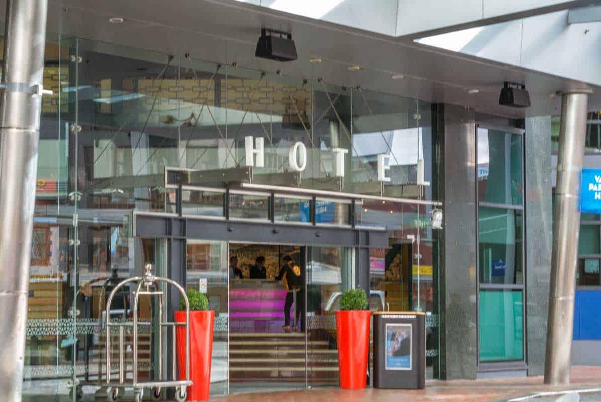 Anmeldelse af SkyCity Hotel - Auckland, New Zealand