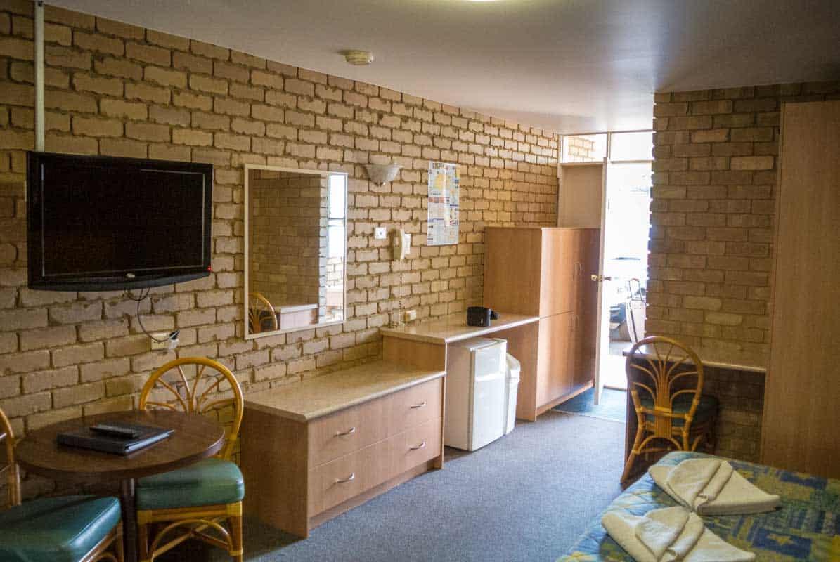 Anmeldelse af Tropicana Motor Inn - Phillip Island, Australien