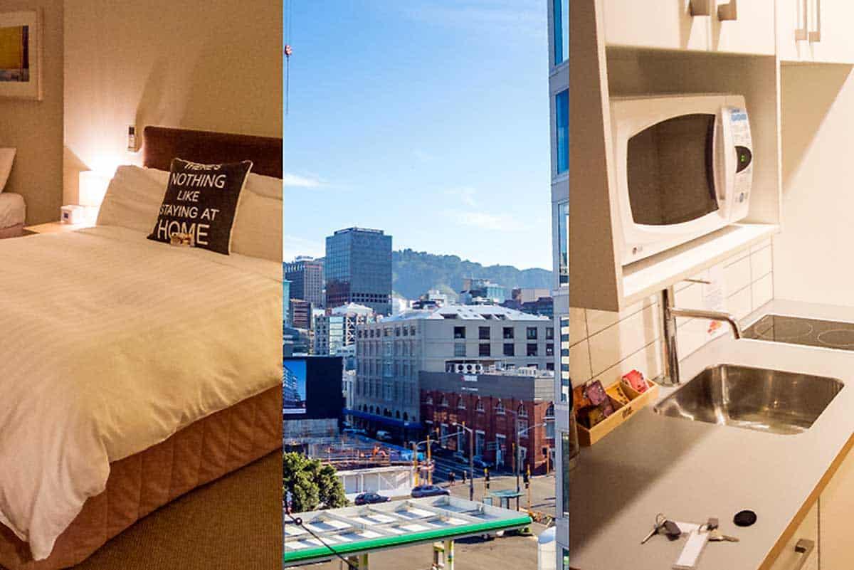 Anmeldelse af U Residence Hotel - Wellington, New Zealand