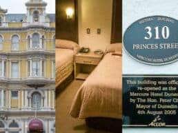 Anmeldelse af Wains Hotel Dunedin - New Zealand