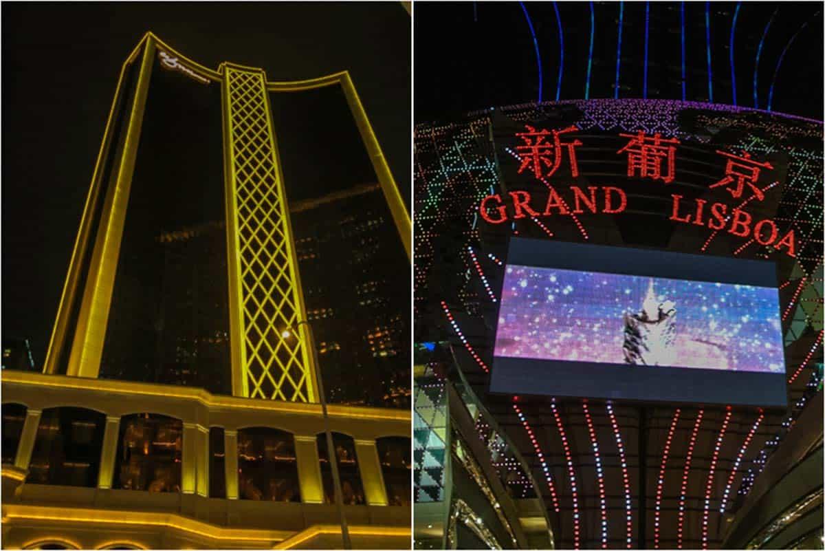 Casino Crawl er en gratis fornøjelse - Macau