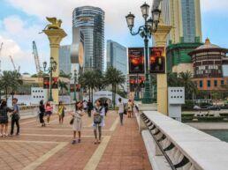 Den anden ø Taipa - Macau