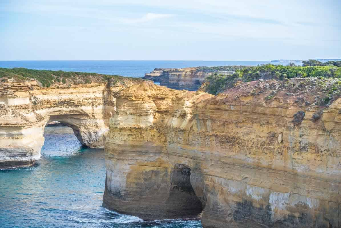 Great Ocean Road en af verdens smukkeste køreture - Victoria, Australien